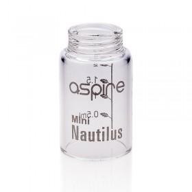 Aspire Nautilus Mini tank in vetro