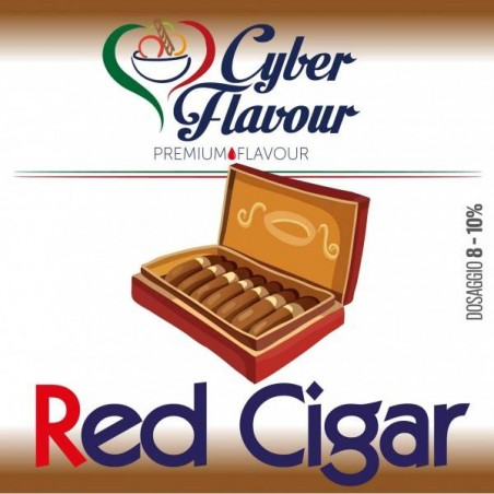 Red Cigar - Cyberflavour 10ml