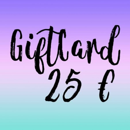 GiftCard 25€