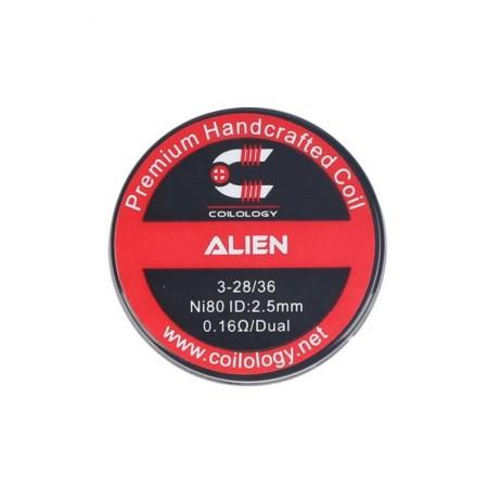 Coils Alien - Coilology