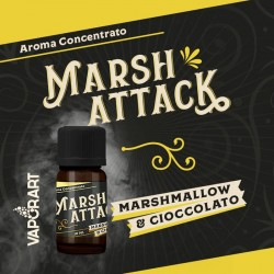 Vaporart Aroma Concentrato Marsh Attack 10ml