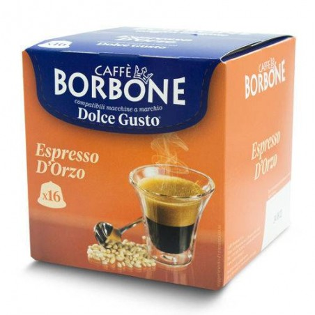 Orzo Borbone DOLCE GUSTO