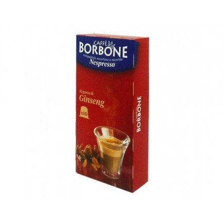 GINSENG Borbone NESPRESSO