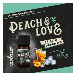 Vaporart Aroma Concentrato PEACH & LOVE 10ml