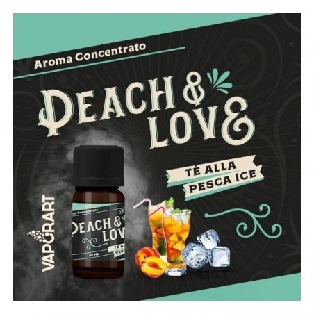 Vaporart Aroma Concentrato PEACH & LOVE 10ml