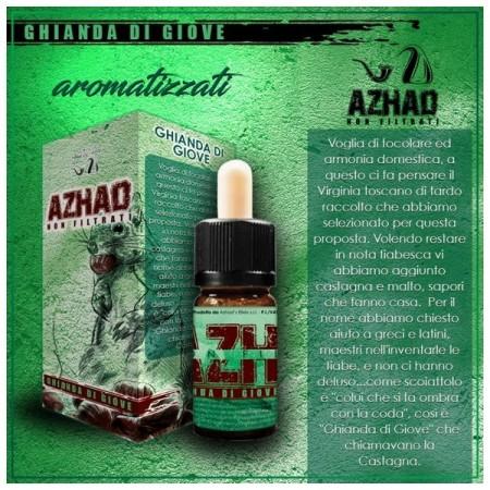 Aroma Azhad's GHIANDA DI GIOVE 10ml