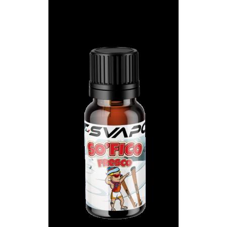 T-Svapo Aroma 10ml So Fico Fresco