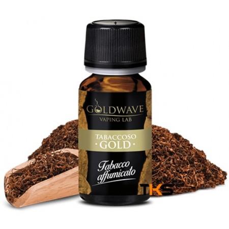 GOLDWAVE Aroma 10ml Tabaccoso Gold
