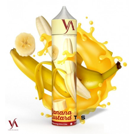 Valkiria Banana Custard 20ml