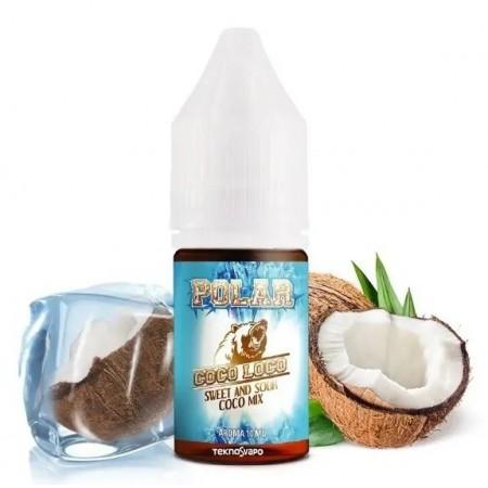 TNT Vape Aroma Concentrato Polar Coco Loco - 10ml