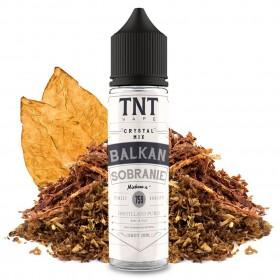 TNT Vape BALKAN SOBRANIE - CRYSTAL MIX Aroma 20 ml