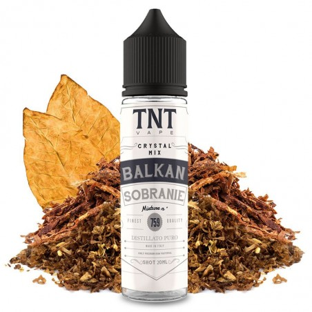 TNT Vape BALKAN SOBRANIE 20 ml
