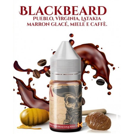 Blackbeard Valkiria Aroma 10ml