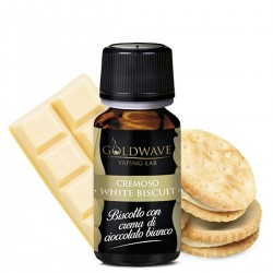 GOLDWAVE WHITE BISCUIT Aroma 10ml