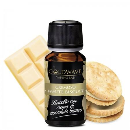 GOLDWAVE WHITE BISCUIT Aroma 10ml