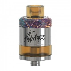 Gather RDTA BF 22mm 2ml Silver - Ultroner
