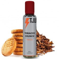 T-JUICE TOBACCO CRUNCH 20ML
