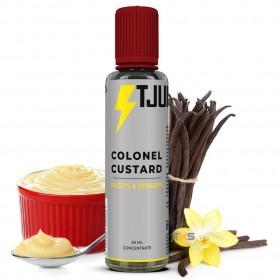 T-JUICE COLONEL CUSTARD 20ML