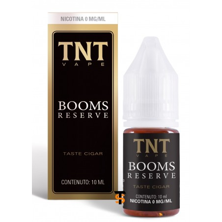 Liquido TNT Booms Reserve 10ml