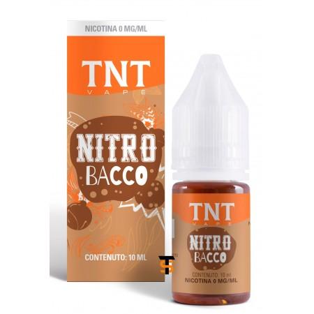 Liquido TNT Nitro Bacco 10ml
