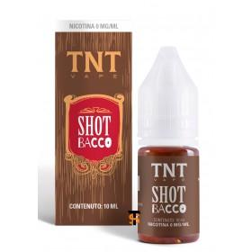 Liquido TNT Shot Bacco 10ml