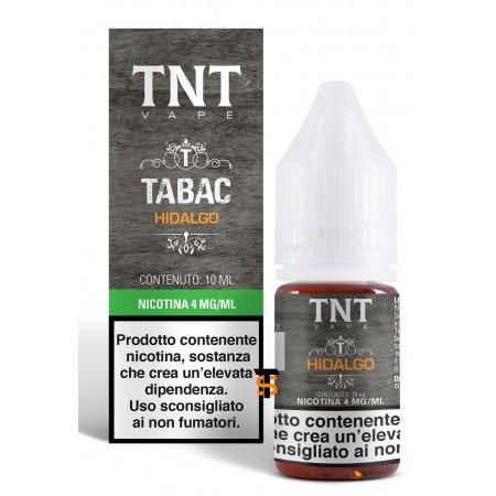 Liquido TNT Tabac Hidalgo 10ml