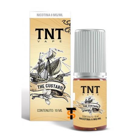 Liquido TNT The Custard 10ml