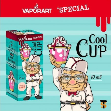 VAPORART SPECIAL Cool Cup 10 ML