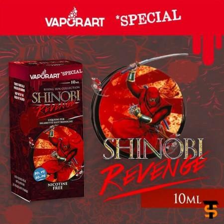 VAPORART SPECIAL SHINOBI REVENGE 10 ML