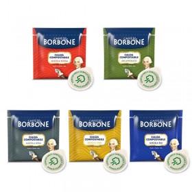 Cialda 24mm cotone Borbone