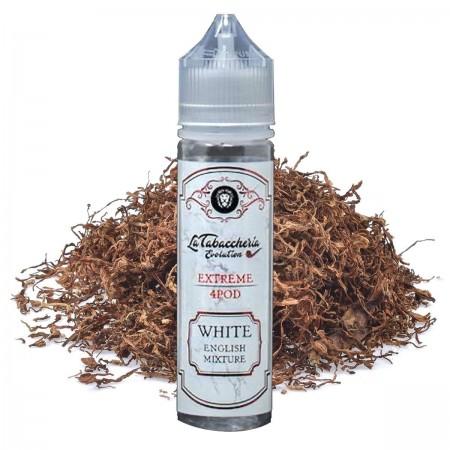 WHITE ENGLISH MIXTURE La Tabaccheria Extreme 4 Pod 20ml