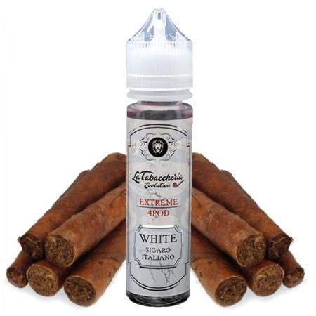 WHITE SIGARO ITALIANO La Tabaccheria Extreme 4 Pod 20ml