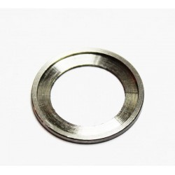 CUP FLAT Stainless 18mm