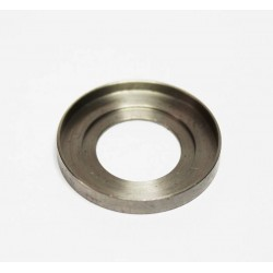 CAP FLAT Stainless 18mm