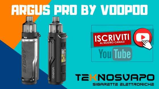ARGUS PRO BY VOOPOO